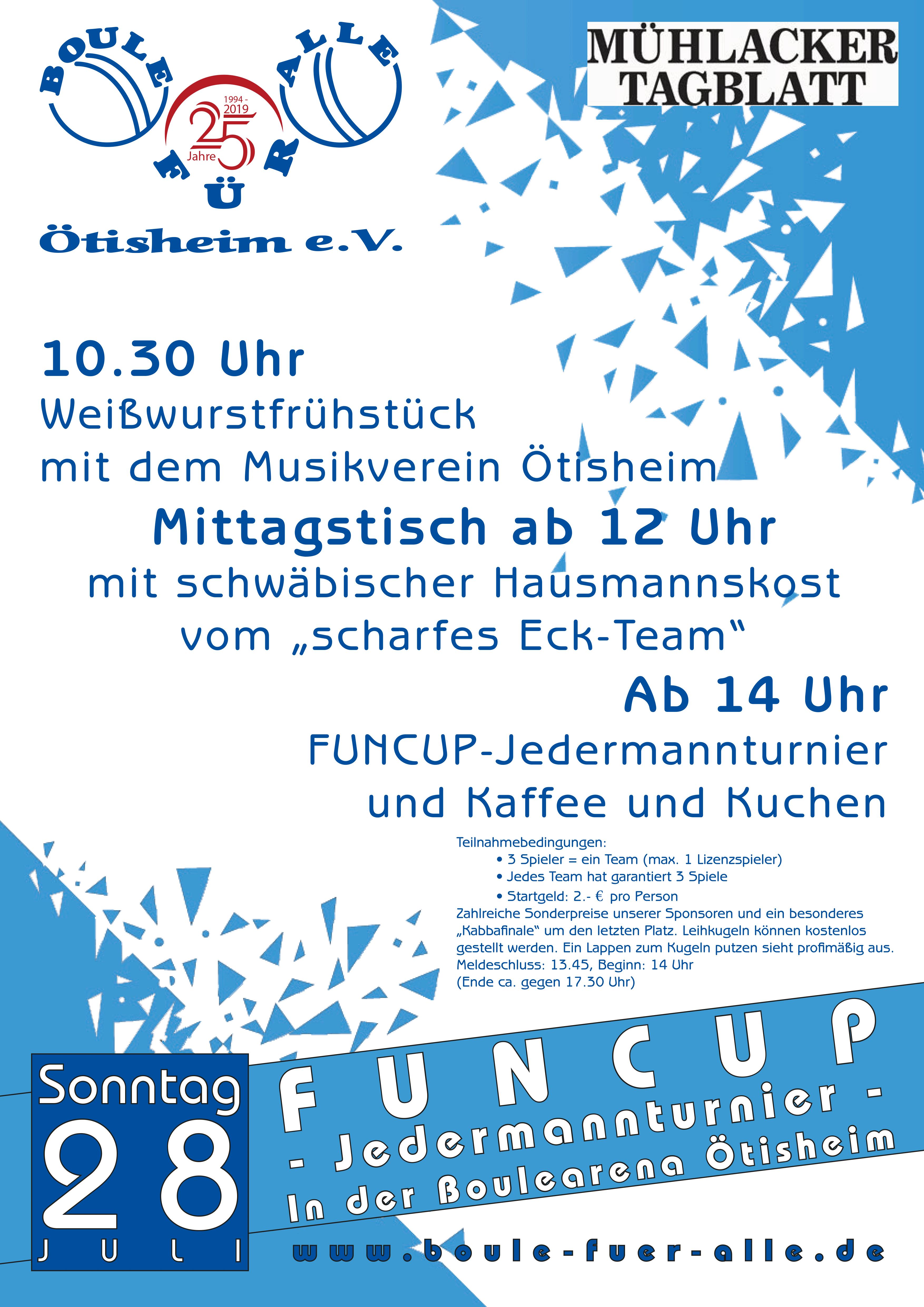 FUNCUP-Jedermannturnier