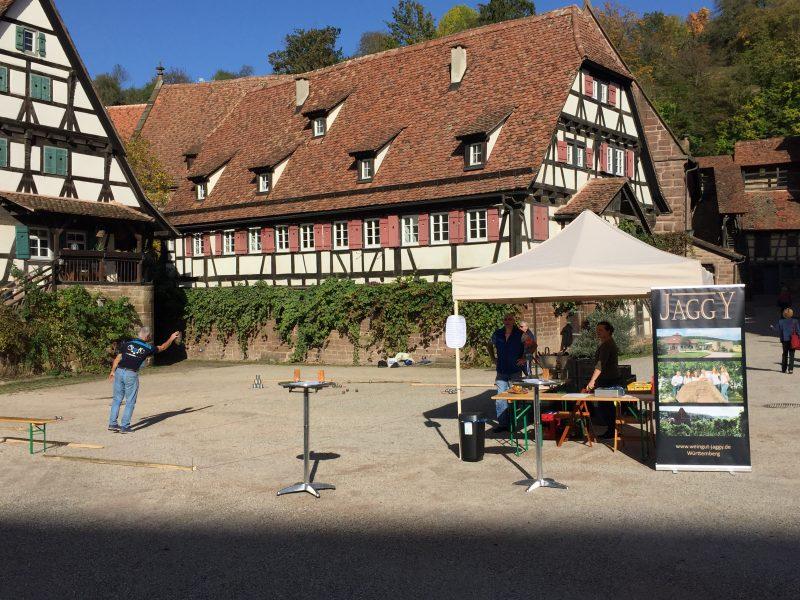 Klostererlebnistag in Maulbronn