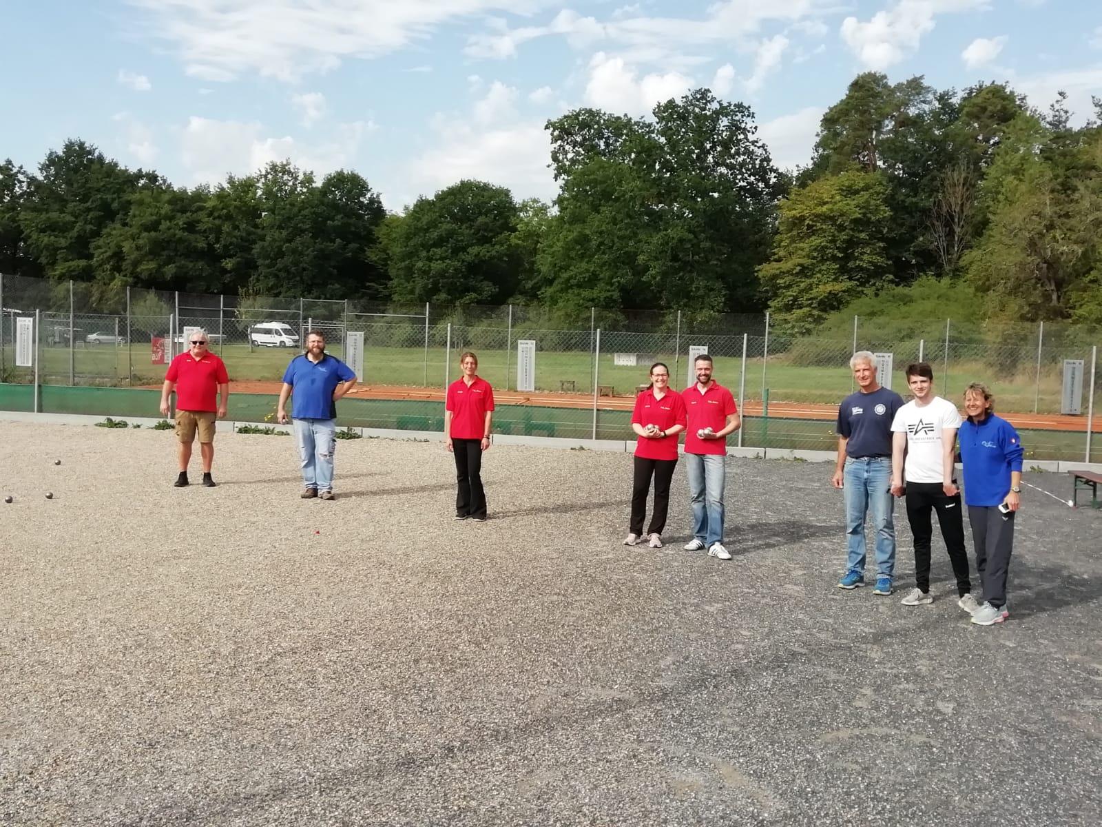 HaHaHaHa-Team, BBPV 4er Cup